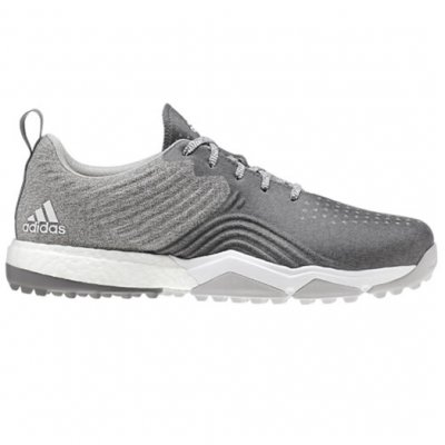 868befcf1d8a adidas adipower 4orged S Golf Shoes 2018 B37174 Grey Two Grey Four Rawamb
