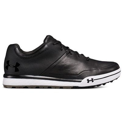 Under Armour Tempo Hybrid 2 Golf Shoes 2018 3000219 001 Black