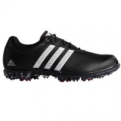 new concept 6488b 3264a adidas Adipure Flex Golf Shoes F33457 Black