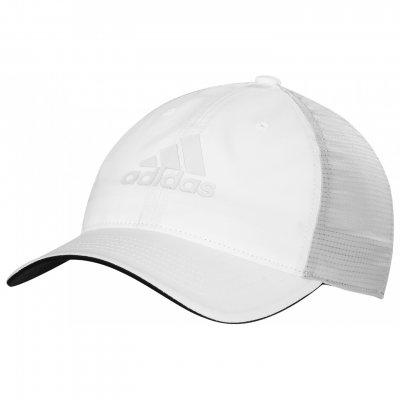 0ba3c098035af adidas Climacool Flexfit Hat 2016 AE6096 White Grey