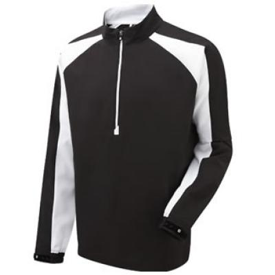 Golf Clothing, Shoes & Accs Footjoy Half Sleeved Performance Windtop Size Small Black New