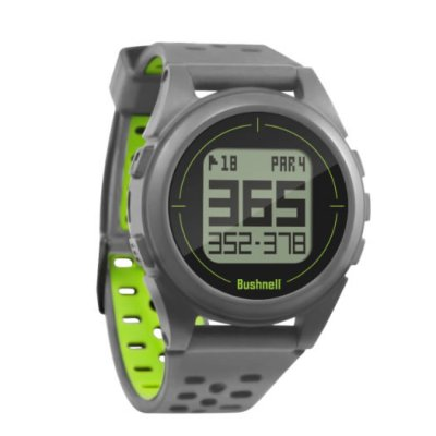 Bushnell Ion 2 Golf GPS Watch 2019 Grey/Lime