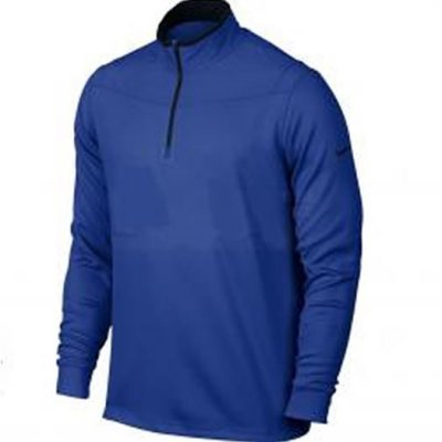 Nike Dri-fit 1/4 Zip Jumper 2016/2017 726574 480 Blue