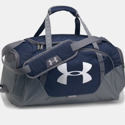d4440b9509eb Under Armour Undeniable 3.0 2017 Duffel Small 1300214 410 Navy