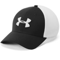 6eb1259dfba Under Armour Microthread Mesh Cap 2018 1305017 001 Black