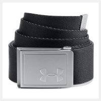 Under Armour Webbing 2.0 Belt 2020 1305487-002 Black