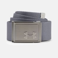 Under Armour Webbing 2.0 Belt 2020 1305487-513 Grey