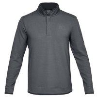 Under Armour Storm Sweater Fleece Snap Mock 2019 1317345-012 Grey