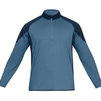 Under Armour Storm Midlayer Insula 1/4 Zip 2019 1327016 407 Blue