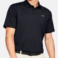 Under Armour Performance Textured 2.0 Polo Shirt 2020 1342080 001 Black