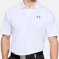 Under Armour Performance Textured 2.0 Polo Shirt 2020 1342080 100 White