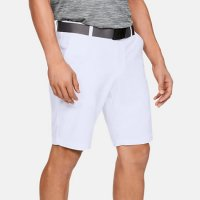 Under Armour Performance Tapered Shorts 2020 1342240 100 White
