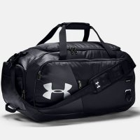 Under Armour Undeniable 4.0 2020 Duffel Medium 1342657 001 Black