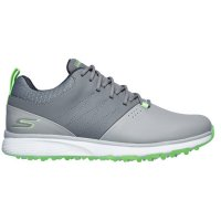 Skechers Go Golf Mojo Punch Shot Golf Shoes 54538 Grey/Lime