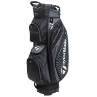 TaylorMade Pro 6.0 Cart Bag 2018 Black/Charcoal/Black FREE GIFT