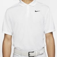 Nike Dry Victory Polo Shirt 2020 BV0354 100 White/Black