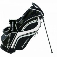 Ben Sayers DLX Stand Bag 2020 Black/White