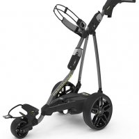 Powakaddy FW5S Electric Trolley 2019 Gunmetal