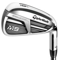 TaylorMade M5 Irons 2019 Graphite FREE MILLED GRIND WEDGE
