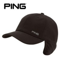 Ping Waterproof Cap Black 2019