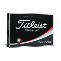 Titleist ProV1x Personalised Golf Balls 2018 FREE PERSONALISATION