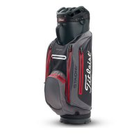 Titleist StaDry Cart Bag 2018 TB8CT3E-026 Graphite/Black/Red