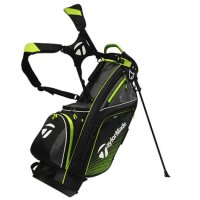 Taylormade Stand Bag Black/Lime