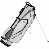Wilson QS Stand Bag White