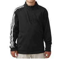 adidas Junior 1/4 Zip Insula AE7089 Black