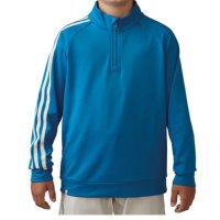 adidas Junior 1/4 Zip Insula AE7090 Blue
