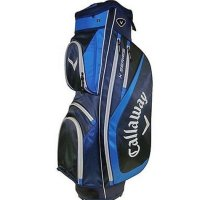 Callaway X-Series Cart Bag 2018 - Navy/Blue/Charcoal