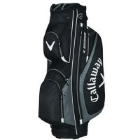 Callaway X-Series Cart Bag 2018 - Black/Charcoal/White