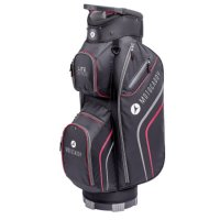Motocaddy Lite Series Cart Bag 2019 Black/Red
