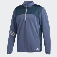 adidas Climaheat Frostguard 1/4 Zip Pullover Shirt 2018 CY7452 Ink