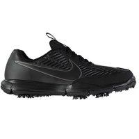 Nike Explorer 2S Golf Shoe 2017 922004 003 Black/Grey/Dark Grey