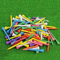 Plastic Golf Tees