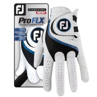 FootJoy ProFLX Golf Gloves 2018 White 3 for 2