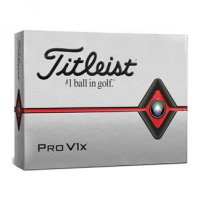 Titleist Pro-V1X Golf Balls 2019 White