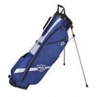 Wilson Quiver Stand Bag 2018 Royal/White