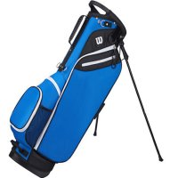 Wilson Stand Bag Royal Blue/Black