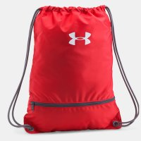 Under Armour Team Sackpack 2018 1301210 600 Red