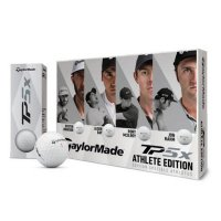 TaylorMade TP5X Athlete Edition Golf Balls 2018