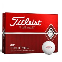 Titleist TruFeel Golf Balls 2020 White