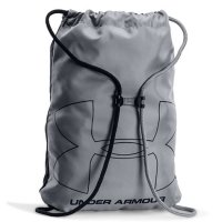 Under Armour OZSEE Sackpack 2018 1240539 001 Black/Grey