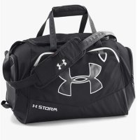 Under Armour Storm Undeniable II MD Holdall 2016 1263967 Black