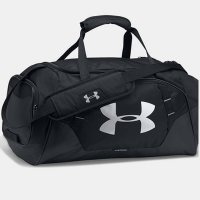 Under Armour Undeniable 3.0 2017 Duffel Small 1300214 001 Black