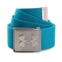 Under Armour Webbing Belt 2017/18 1252132 953 Blue