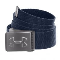 Under Armour Webbing Belt 2017/18 1252132 408 Navy