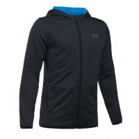 Under Armour Coldgear Reactor Hybrid Youth Hoodie 1304000 001