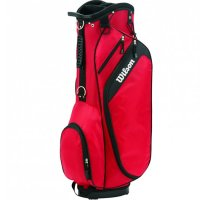 Wilson Profile Cart Bag 2017 Red